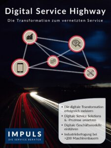 Digitalisierung After Sales Service; digitale Transformation